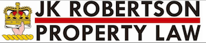 Louise Robertson – JK Robertson Property Law